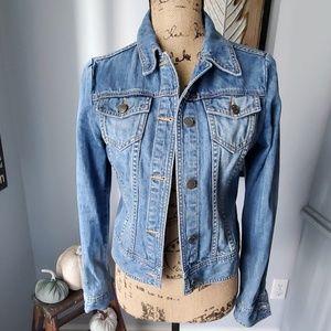 Limited denim jacket size S